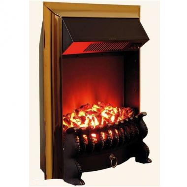 Электроочаг Royal Flame Fobos FX Brass